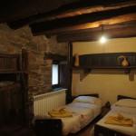 A Pica con camas individuales