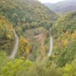Paso del río en Vilaquinte