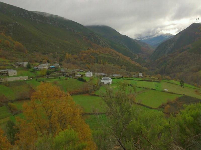 Vilaquinte, valle del Ser