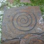 Neo petroglifo